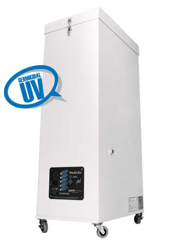 Medical Grade Air Purifiers For Hospitals Labs And